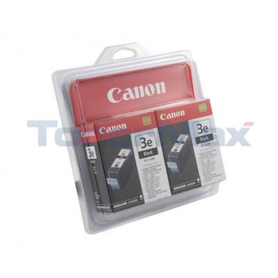 CANON BCI-3EBK INK TANK BLACK TWIN PACK